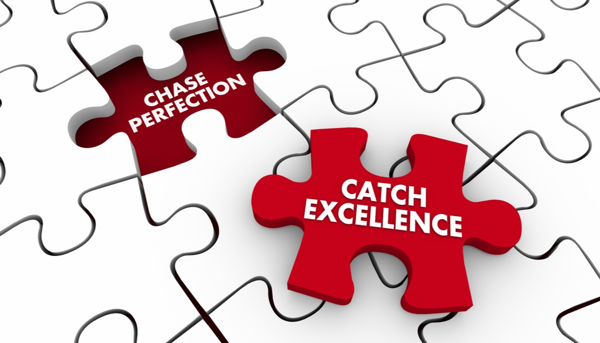 chase perfection catch excellence puzzle