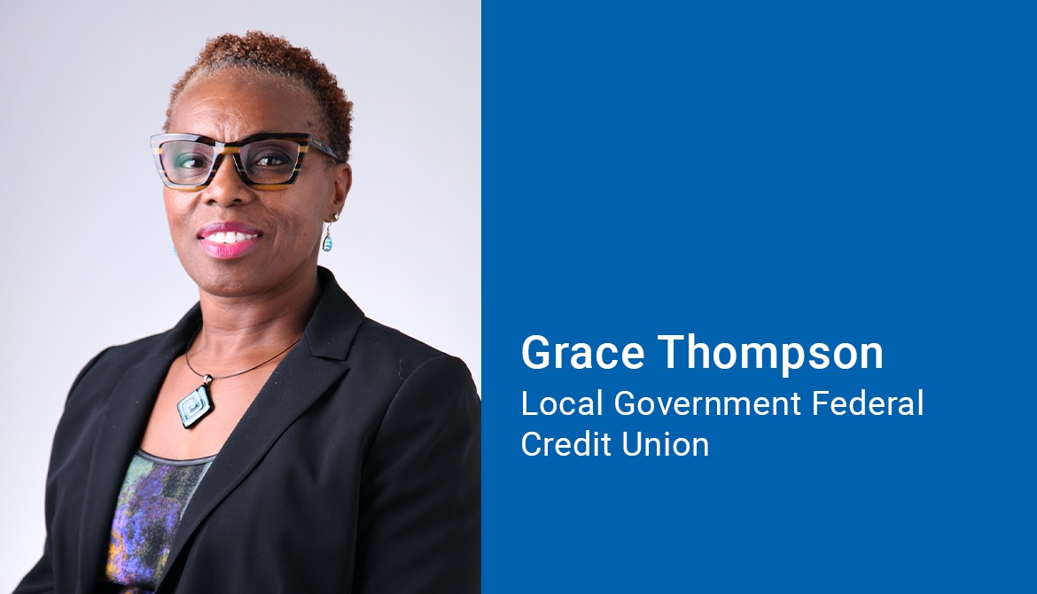 Grace Thompson of LGFCU