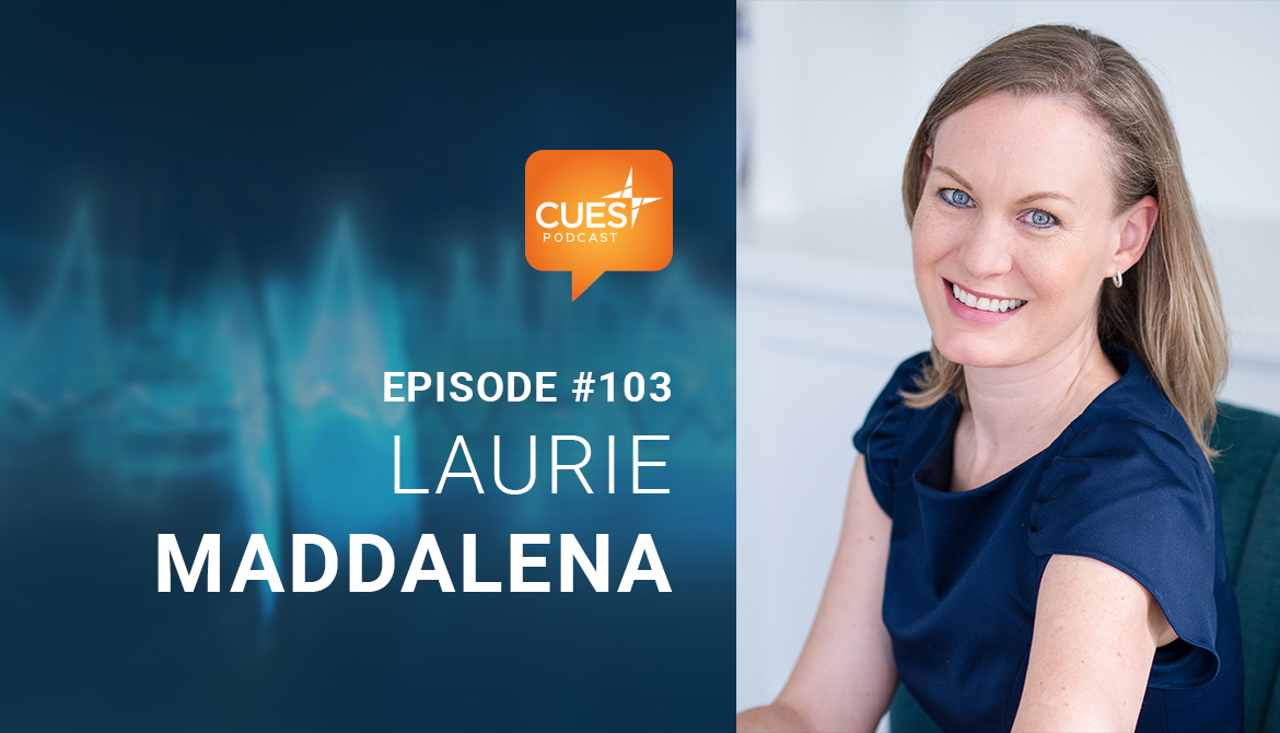 Laurie Maddalena podcast tile