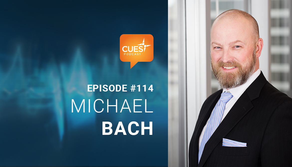 Michael Bach podcast landing tile