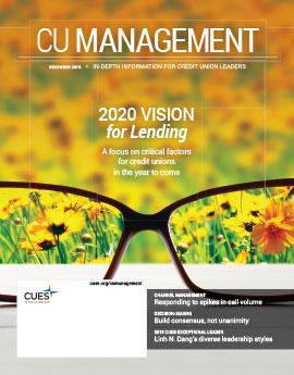 Mortgage Rate Trends 2020.Vision 2020 Lending Cu Management