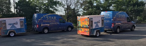 two credit union mobile atms