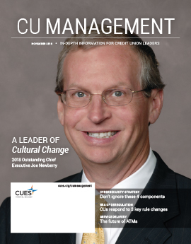 CU Management November 2018 Cover