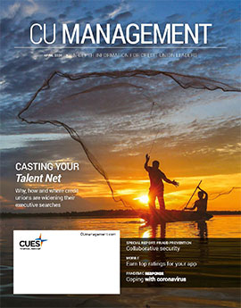March 2020 CU Management Magazine