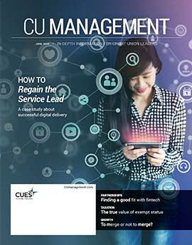 June 2020 CU Management Magazine