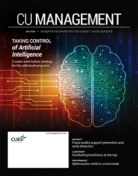 July 2020 CU Management Magazine