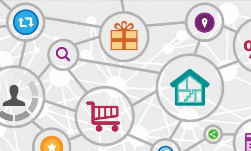 network of member experiences such as shopping and homebuying