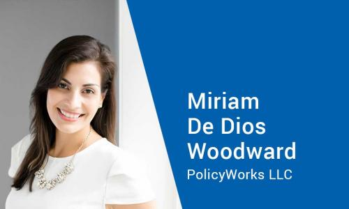 Miriam De Dios Woodward, CEO at PolicyWorks LLC