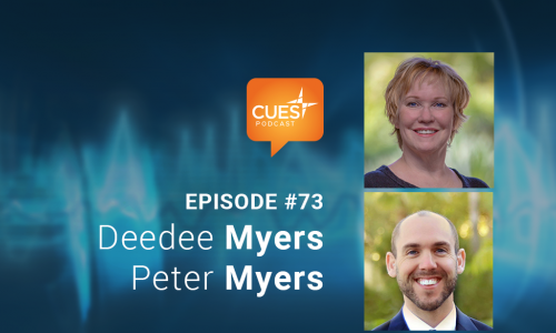 Deedee and Peter Myers Podccast