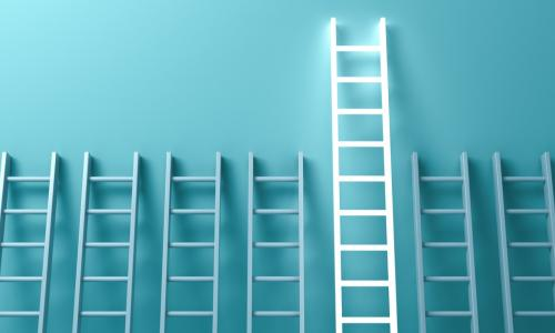 Ladders of various heights