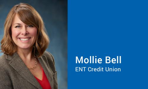 Mollie Bell of ENT Credit Union