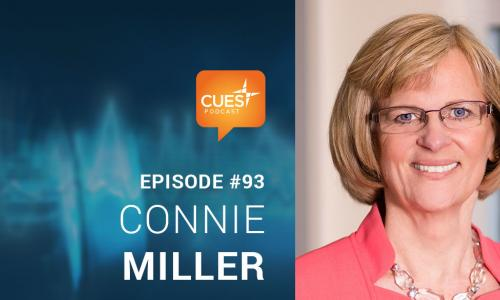 Connie Miller podcast tile