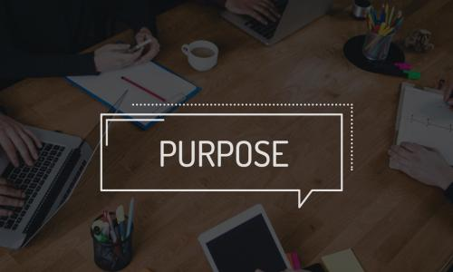 crafting a business purpose statement